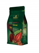 Горький шоколад Cacao Barry Ocoa, 70% какао, 1 кг